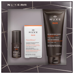 NUXE Men Anti-Ageing Set (Worth £66)