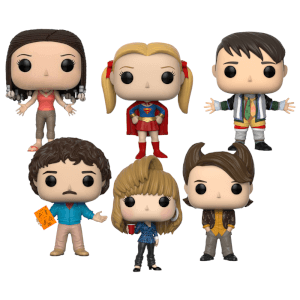 Collection Funko Pop! Friends