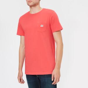 Penfield Men's Lewis T-Shirt - Raspberry