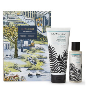 Cowshed Wild Cow Body Duo (Worth £30.00)