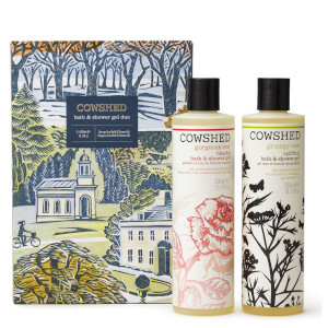 Cowshed Bath and Shower Gel Duo