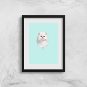 Jonas Loose Caticorn Art Print