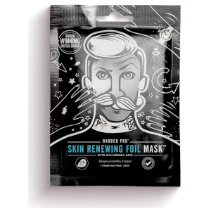 BARBER PRO Skin Renewing Foil Mask 30g