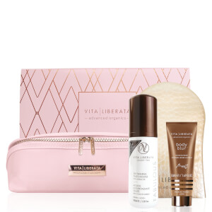 Vita Liberata Fabulous Medium Mousse Set - Pink Bag (Worth £53.50)