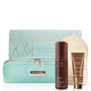 Vita Liberata Phenomenal Mousse Dark Set - Green Bag (Worth £71.50)