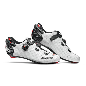 Sidi Wire 2 Carbon Air Road Shoes - White/Black