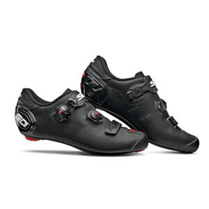 Sidi Ergo 5 Matt Road Shoes - Matt Black