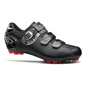 Sidi Eagle 7 Mega SR MTB Shoes - Shadow Black