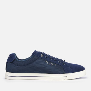 Ted Baker Men's Eeril Low Top Trainers - Dark Blue