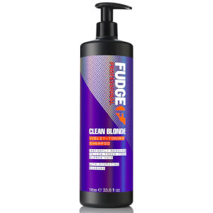 Fudge Clean Blonde -shampoo 1000ml