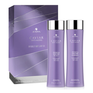 Alterna Haircare Caviar Multiplying Volume Duo Gift Set (Worth £63.00)