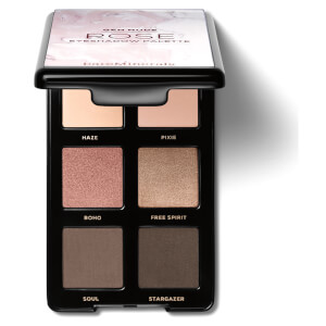bareMinerals GEN NUDE™ Eyeshadow Palette -luomiväripaletti, 1 Rose Rebel - Fair to Light