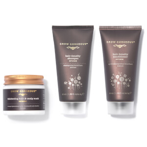 Grow Gorgeous Intensely Gorgeous Mini Trio (Worth £24)