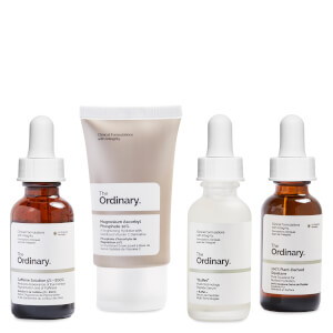 Set de tratamiento Healthy Skin de The Ordinary