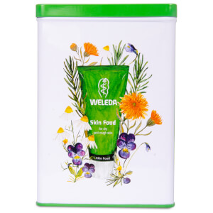 Weleda Skin Food Saviour Gift Tin (Worth £16.45)