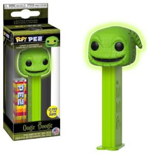 Nightmare Before Christmas Oogie Boogie Glow in the dark Funko Pop! Pez