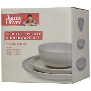 Jamie Oliver Dinner Set - Soft Grey