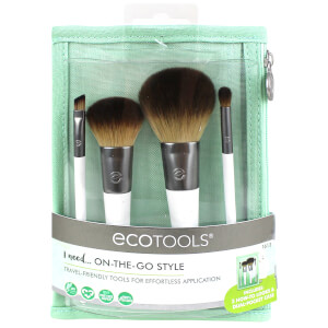 EcoTools On The Go Style set di pennelli