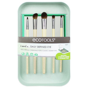 EcoTools Daily Defined Eye Kit -silmämeikkisivellinsetti