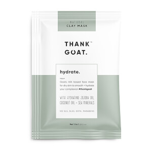 Thank Goat Hydration Mask Sachet