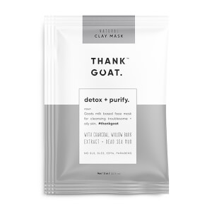 Thank Goat Detox and Purify Mask Sachet