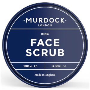 Murdock London Face Scrub 100 ml