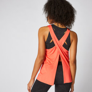 Camiseta Dry-Tech - Hot Coral