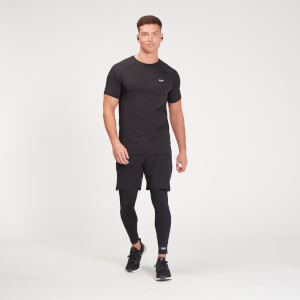 MP Men's Essentials Training Leggings Baselayer - Black