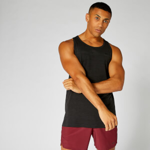 MP Aero-Knitted Tank - Black
