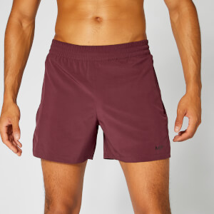 Sprint 5 Inch Shorts - Oxblood