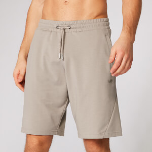 Form Sweat Shorts - Beige