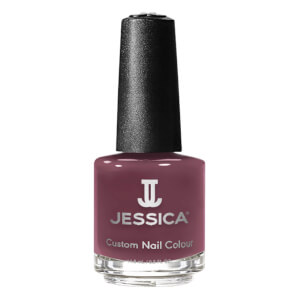Jessica Custom Colour Mauve-Lous Nights Nail Varnish 15ml