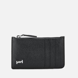 Tod's Men's Credit Card Wallet - Black