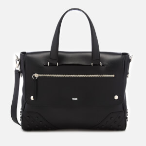 Tod's Men's Gommino Tote Bag - Black