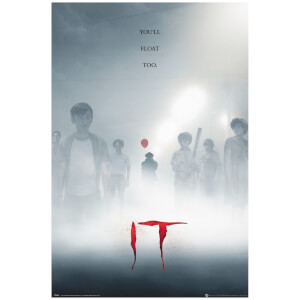 IT Key Art Poster