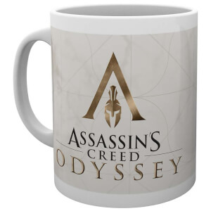 Assassin's Creed: Odyssey Logo Mug