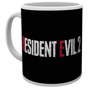 Resident Evil 2 Logo Mug