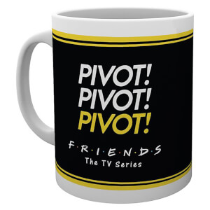 Friends Pivot Mug