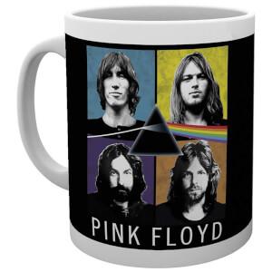 Pink Floyd Band Mug
