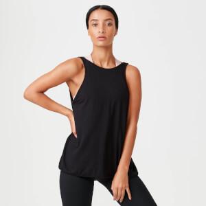 Charm Vest - Black