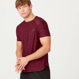 Dry-Tech Infinity T-Shirt - Red Marl