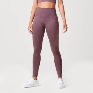 Luxe Seamless Leggings - Mauve