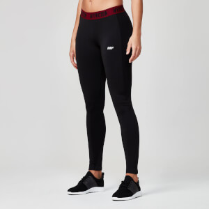 Curve Seamless Leggings - Black