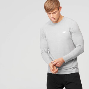 Performance Long Sleeve Top - Grey
