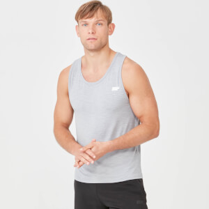 Myprotein Performance Tank Top - Silver