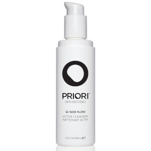 Priori qsodfx210 Active Cleanser