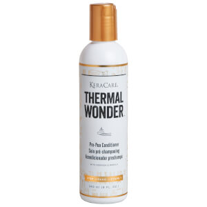 KeraCare Thermal Wonder Pre Poo Conditioner 8 oz