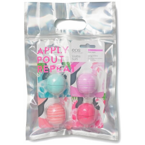 EOS Lip Balm Gift Pouch Exclusive (Worth £26.00)