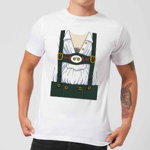 Oktoberfest Chest Men's T-Shirt - White