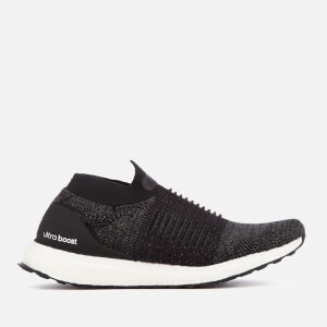 adidas Women's Ultra Boost Laceless Trainers - C Black/C Black